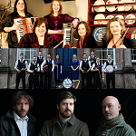 TradFest Gala: Cherish the Ladies/Shandrum Céilí Band/Lau