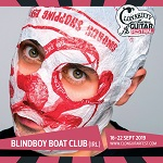 CIGF19: Blindboy Boatclub Live Podcast