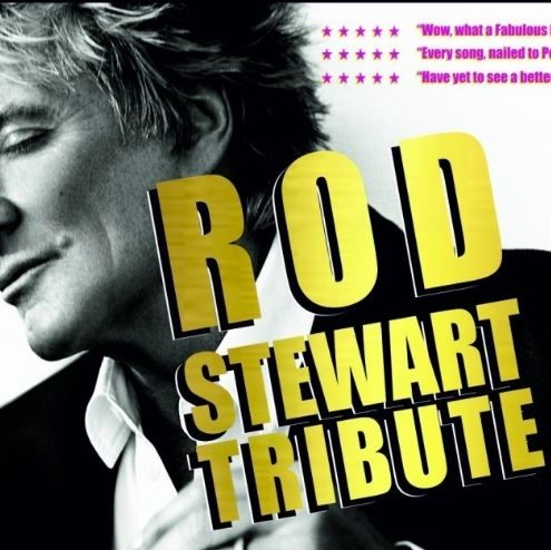 A Tribute to Rod Stewart feat: Tonight's the Night