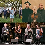 Trad Gala - McGoldrick Trio/Danu/The Green Fields of America