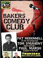 Paul Marsh, Tom O'Mahony & Pat McDonnell