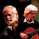 John Sheahan and Michael Howard