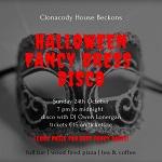 Clonacody Halloween Fancy Dress Disco