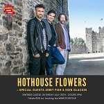 Hothouse Flowers at the Swords Summer Festival