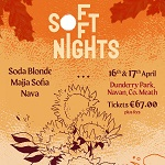SoFFT Nights Presents: Soda Blonde with Maija Sofia & Nava
