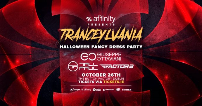 Affinity Tranceylvania Halloween Party