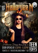 Teen Toffs Halloween Fancy Dress Party