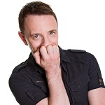 COMEDY: Gearoid Farrelly